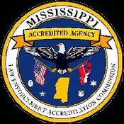 Mississippi Law Enforcement Accreditation Commission Seal